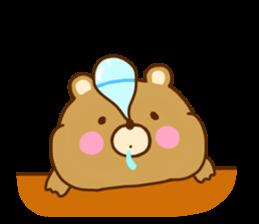 Bear Koro sticker #10986446