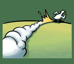 Quack Quack Duck Talk (part 3) sticker #10989346