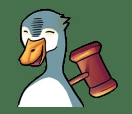Quack Quack Duck Talk (part 3) sticker #10989347