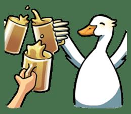 Quack Quack Duck Talk (part 3) sticker #10989357