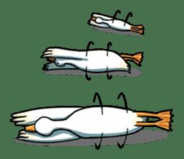 Quack Quack Duck Talk (part 3) sticker #10989362