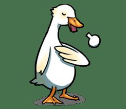 Quack Quack Duck Talk (part 3) sticker #10989364