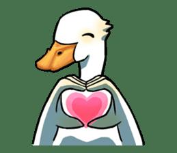 Quack Quack Duck Talk (part 3) sticker #10989366