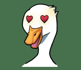 Quack Quack Duck Talk (part 3) sticker #10989367