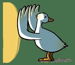 Quack Quack Duck Talk (part 3) sticker #10989370