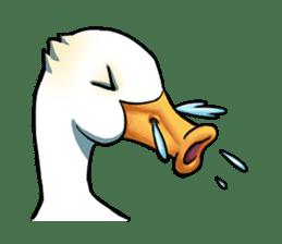 Quack Quack Duck Talk (part 3) sticker #10989372