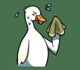 Quack Quack Duck Talk (part 3) sticker #10989374