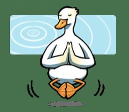 Quack Quack Duck Talk (part 3) sticker #10989375