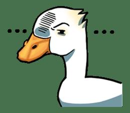 Quack Quack Duck Talk (part 3) sticker #10989382