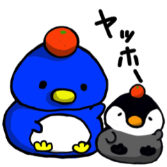 Penguin Mochi