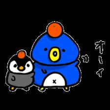 Penguin Mochi sticker #10995384