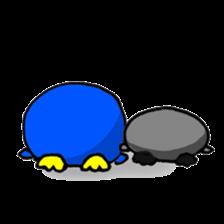 Penguin Mochi sticker #10995386
