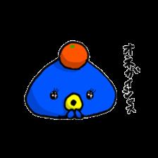 Penguin Mochi sticker #10995395
