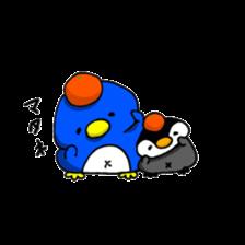 Penguin Mochi sticker #10995396