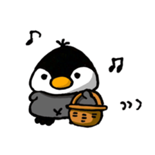 Penguin Mochi sticker #10995398