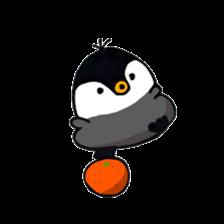 Penguin Mochi sticker #10995400