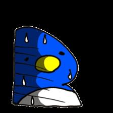Penguin Mochi sticker #10995402