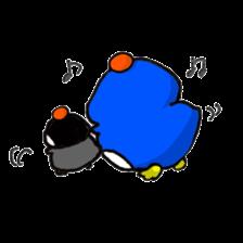 Penguin Mochi sticker #10995403