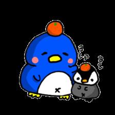 Penguin Mochi sticker #10995404