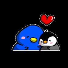 Penguin Mochi sticker #10995405