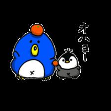 Penguin Mochi sticker #10995406