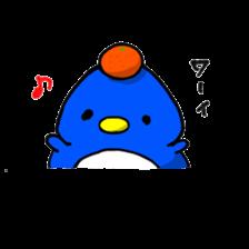 Penguin Mochi sticker #10995411