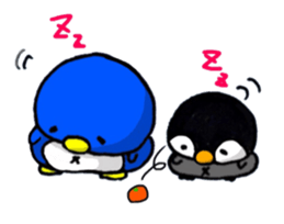 Penguin Mochi sticker #10995413