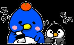 Penguin Mochi sticker #10995417