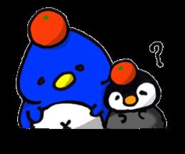 Penguin Mochi sticker #10995419