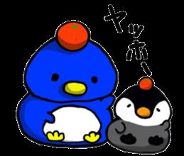 Penguin Mochi sticker #10995422