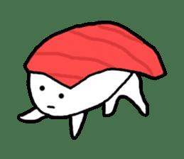 Sushi kid chan part3 sticker #10995429