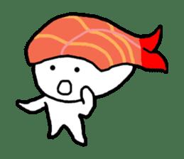Sushi kid chan part3 sticker #10995432