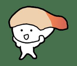 Sushi kid chan part3 sticker #10995433