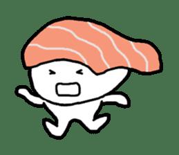 Sushi kid chan part3 sticker #10995438