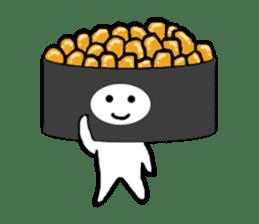 Sushi kid chan part3 sticker #10995443