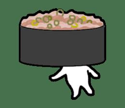 Sushi kid chan part3 sticker #10995445