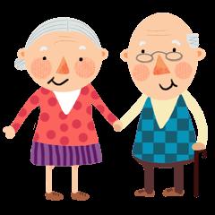 Forever Jo-Jo:A Very Cute Elderly couple