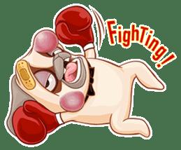 Woody The Dog V.1 sticker #11004678