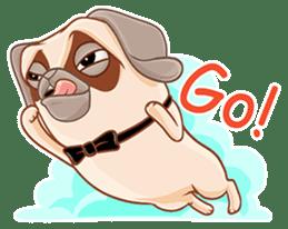 Woody The Dog V.1 sticker #11004679
