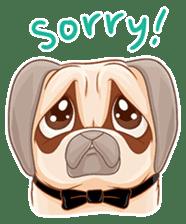 Woody The Dog V.1 sticker #11004684