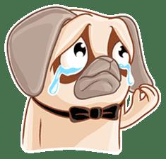 Woody The Dog V.1 sticker #11004689