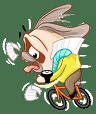 Woody The Dog V.1 sticker #11004690
