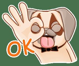 Woody The Dog V.1 sticker #11004697