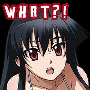 สติ๊กเกอร์ไลน์ Akame ga Kill!