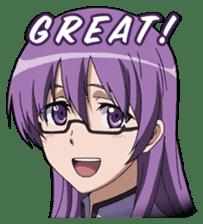 Akame ga Kill! sticker #11012951