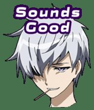 Akame ga Kill! sticker #11012955
