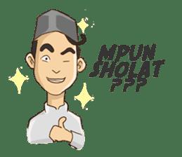 Mahasiswa Malang sticker #11039817