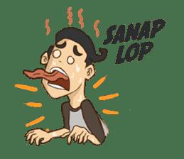 Mahasiswa Malang sticker #11039834