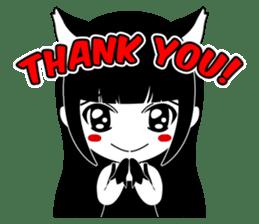 Demon Lily (English ver.) sticker #11045525