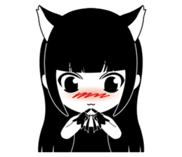 Demon Lily (English ver.) sticker #11045545